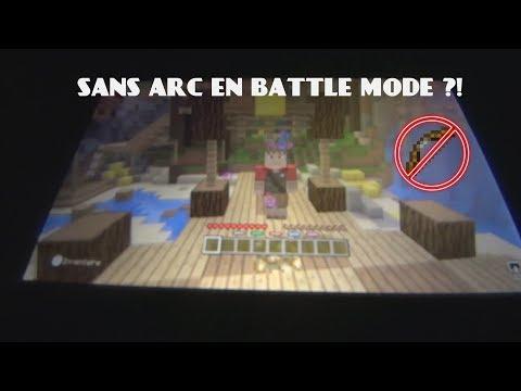 DEFI #1: SANS ARC EN BATTLE MODE ?!
