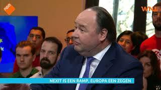 """Henk Otten  Fvd : """"wij Zijn Helemaal Niet Per Se Voor Een Nexit"""""""