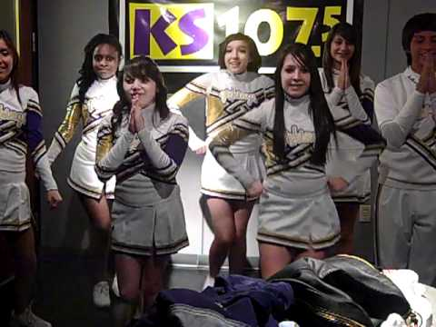 Denver North High School In Studio For Ks1075!