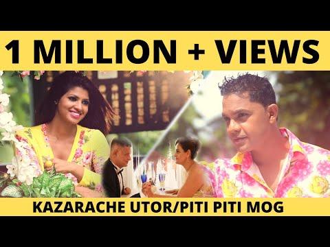 Romantic Konkani Classics-Kazarachem Utor/Piti Piti Mog/DnT The Band/chris perry