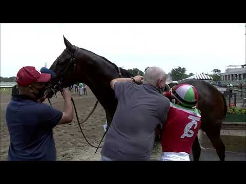 video thumbnail for MONMOUTH PARK 07-11-20 RACE 5