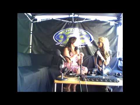 Dorothy interviews DJ Havana Brown