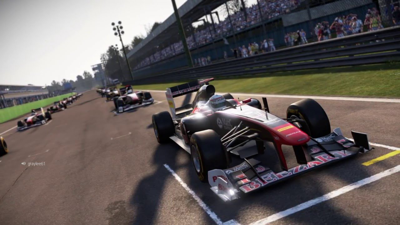 f1 monza gp pole position start and crash project cars youtube. Black Bedroom Furniture Sets. Home Design Ideas