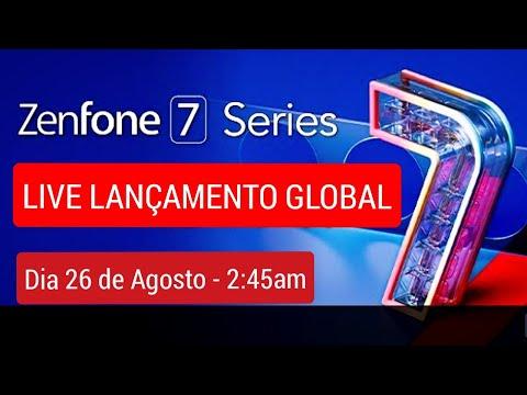 ZENFONE 7 - LIVE - LANÇAMENTO GLOBAL (EM PORTUGUÊS)