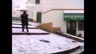 Neve em Montargil
