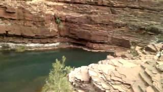 Fortescue Falls @ Karijini National Park