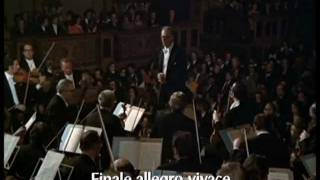 W.A.Mozart - Mov.3 Finale (Allegro vivace), Sinfonía No.34 en Do Mayor, K.338