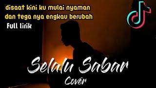 Download Selalu Sabar - shiffa harun (Cover gitar & Lirik) by Mwp Channel
