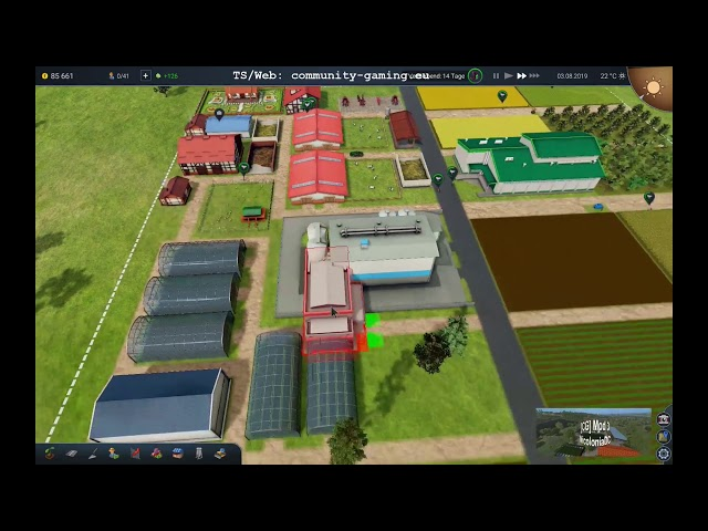 Große Ernte und Schlachthof-Bau | Folge #014 | Let's Play Farm Manager 2018
