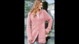 Вязаные Пальто и Кардиганы - 2019 / Knitted Coats and Cardigans