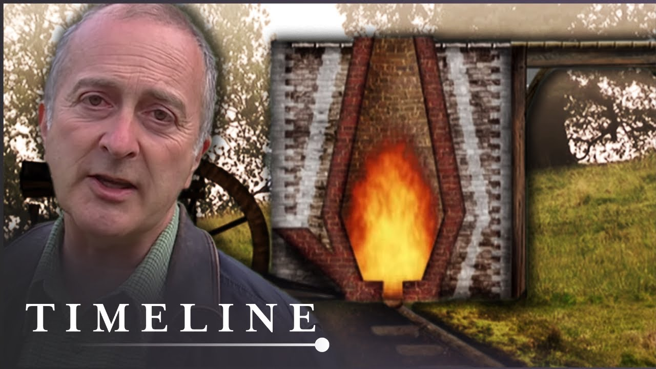 The Elizabethan Blast Furnace Hidden Under A Cottage | Time Team | Timeline