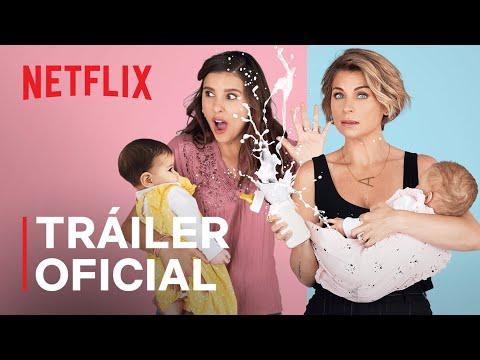 Madre Sólo Hay Dos   Tráiler Oficial   Netflix