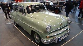 1955 Opel Caravan - Bremen Classic MotorShow 2019