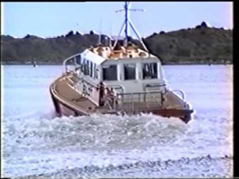 STRIKER 46 PILOT VESSEL