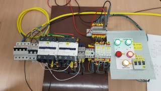 АВР с переводом питания на дизель-генераторную установку (ДГУ)