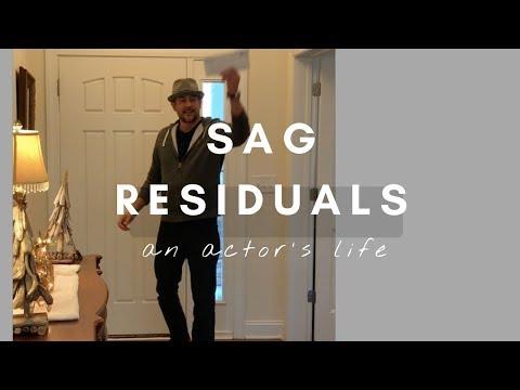 SAG Residual Check Arrives! Mp3