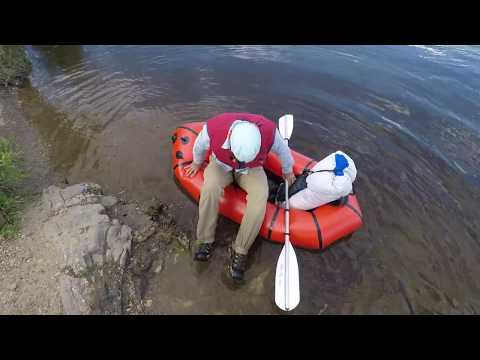 Alpacka Scout Packraft Review