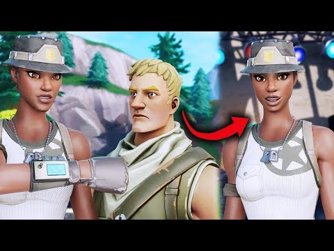 RECON EXPERT Makes Fun Of Me For Having NO SKIN, Little Does He Realize... (Fortnite)