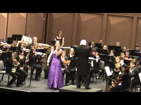 Bartók Violin Concerto No.2, Kathrin ten Hagen, Donald Portnoy, USC Symphony 1/2