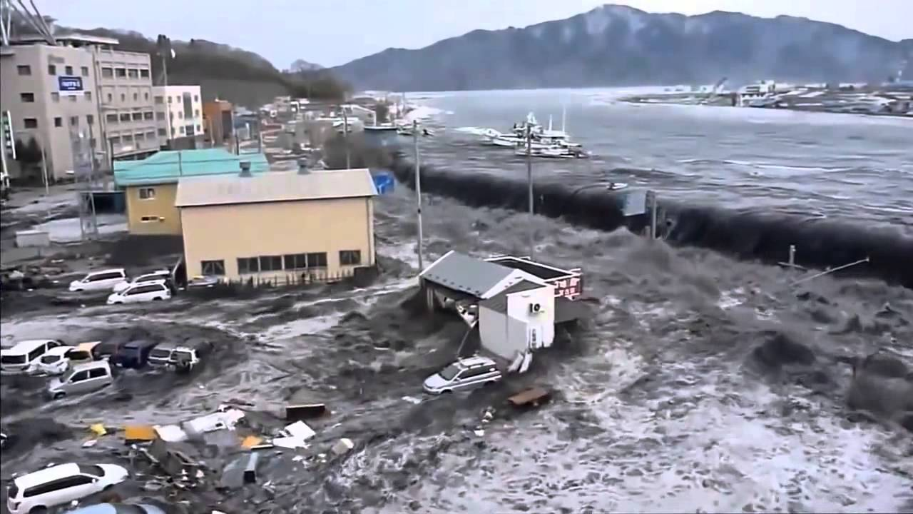 Japan Tsunami 2011 - Y...