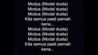 Video Rayi Putra - OST #MODUS ft. Andovi da Lopez, Reza Oktovian, Jovial da Lopez, Kemal Palevi _ Lyric download MP3, 3GP, MP4, WEBM, AVI, FLV Juli 2018