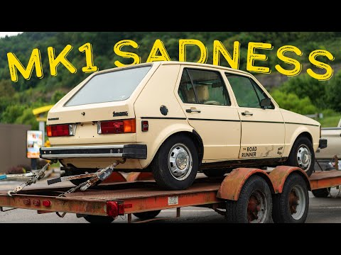 Volkswagen Rabbit Build - Ep.1