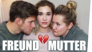 MUTTER VS. FREUND - WER KENNT MICH BESSER?   janasdiary
