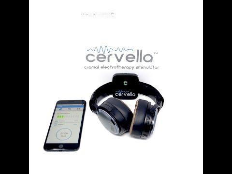 Cervella Cranial Electrotherapy Stimulator Setup and Operation