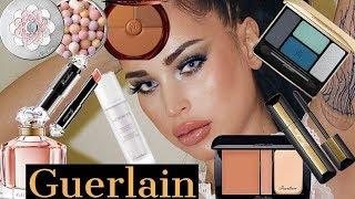 Guerlain Makeup Review One brand tutorial | Ena Friedrich