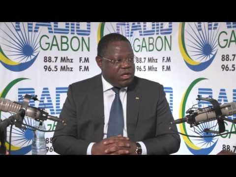 Radio Gabon - Interview d'Emmanuel ISSOZE NGONDET, Ministre des Affaires Etrangères