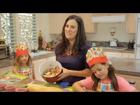Panzanella Bread Salad - Let's Cook with ModernMom