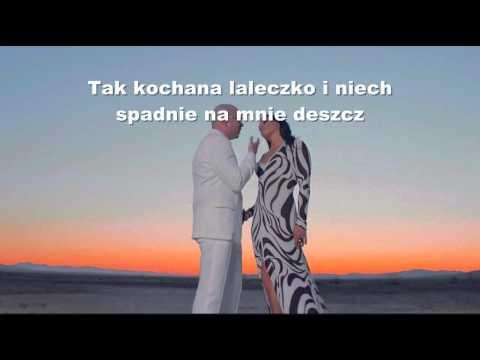 Pitbull - Rain Over Me feat. Marc Anthony tłumaczenie PL