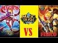 MAGIC RUSH : 2 TEAM FISICO , MAGICO