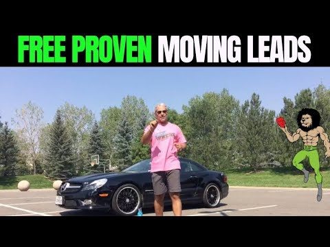 MOVING COMPANY: #1 FREE Proven Marketing To Get You Massive Moving Leads [ALAM System]
