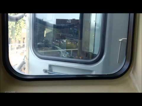 """Chicago CTA """"L"""" Train Ride - 8/10/2013"""
