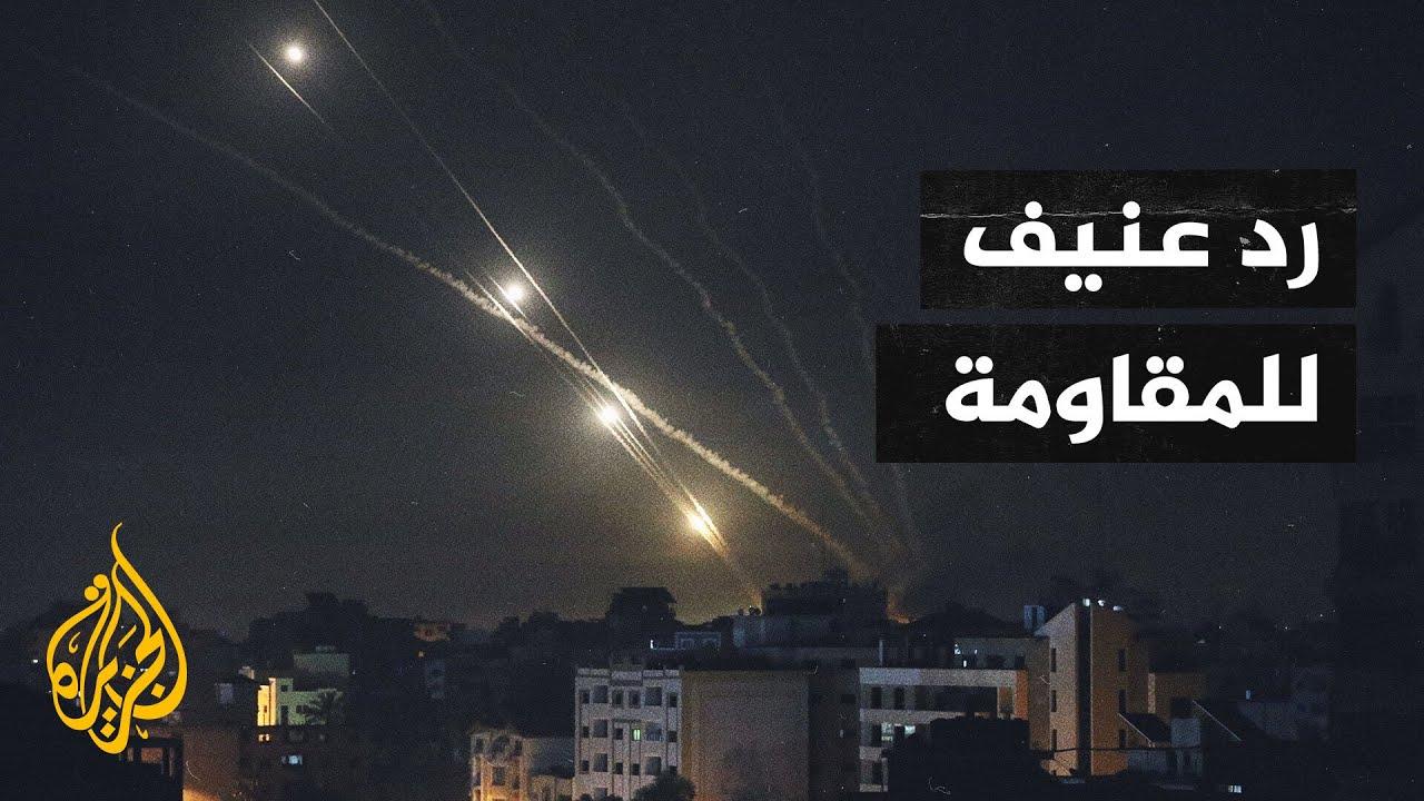 كتائب القسام تستهدف إسرائيل بـ110 صواريخ ردا على قصف غزة  - نشر قبل 6 ساعة