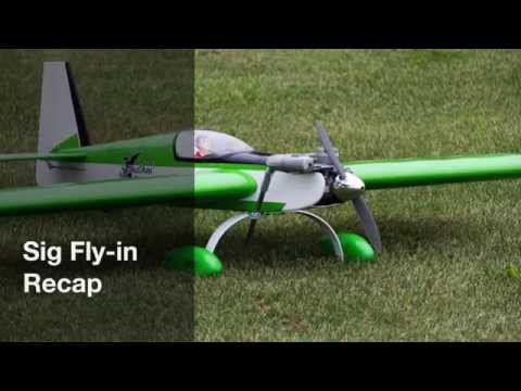 2015 SIG RC Fly-In - 41st Annual Model Aircraft Event