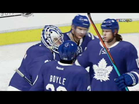 NHL17 Toronto Maple leafs Be A Pro Pt.4