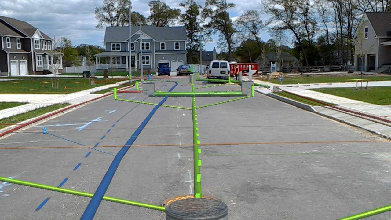 Mixed Reality & GIS | A Cutting-Edge Soluton for a New Jersey Water Utility