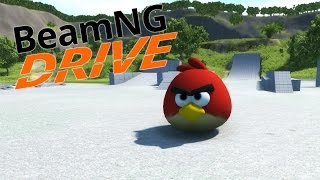 Angry Birds! | Beamng.drive #11