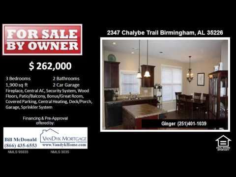 3 Bedroom House For Sale near Deer Valley Elementary School in Birmingham AL