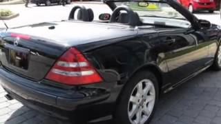 2003 Mercedes-Benz SLK-Class SLK230 Convertible - Germantown, MD