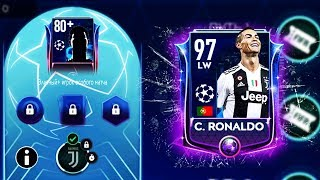 МАТЧ ЗА RONALDO 97!! МАСТЕР в ПАКЕ UEFA CHAMPIONS LEAGUE 1/8!! - FIFA Mobile 19: Pack Opening