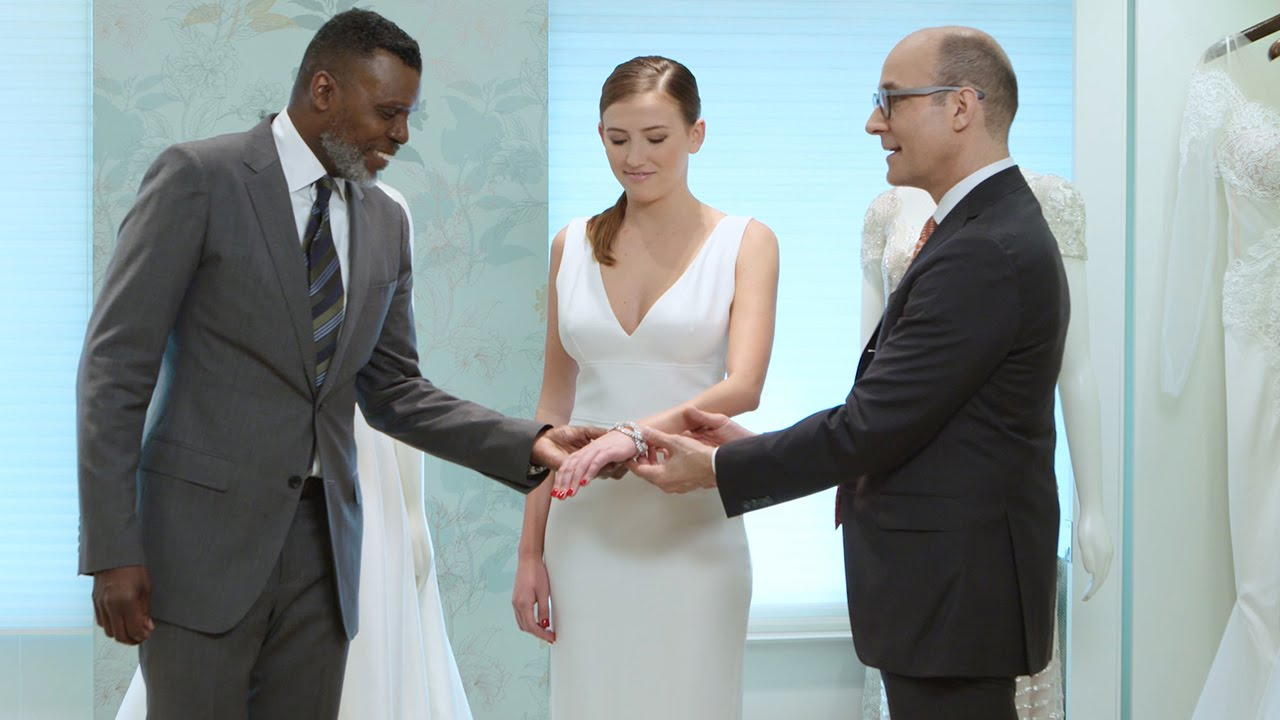 Frank\'s Files: Wedding Day Jewels with Mark Ingram - YouTube