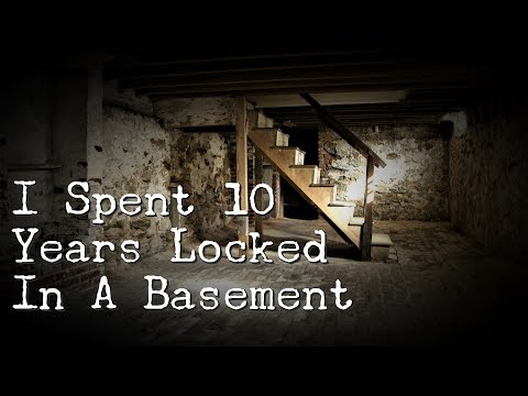 """""""I Spent 10 Years Locked In A Basement"""" 