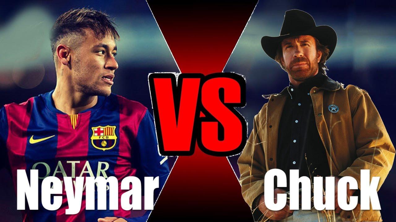 Download Neymar vs Chuck Norris 2019 meme sniper