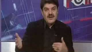 Mubashar Luqman's response to False Accusation Aagainst Ahmadiyyat on Point Blank Show Pakistan.wmv