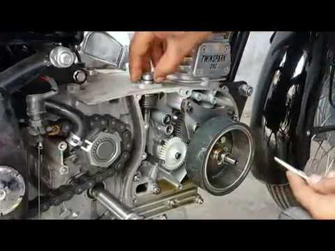 Royal Enfield Standard Uce Engine Gear Problem Youtube