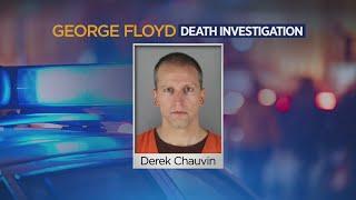 Ex-Officer Derek Chauvin To Make First Court Appearance In George Floyd Case