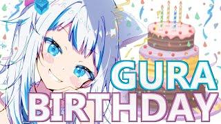 BIRTHDAY PARTY!! #GURABIRTHDAY2021
